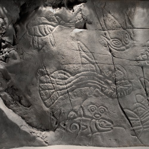 Totem Gallery Petroglyphs