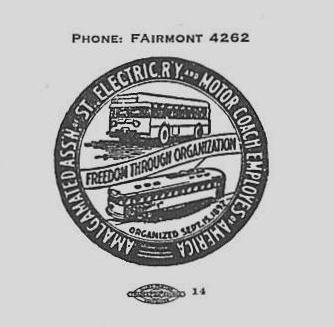 Logo for Vancouver Transportation Union