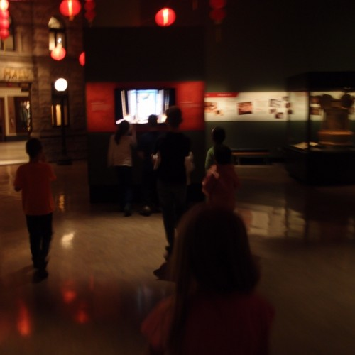 Gallery lantern