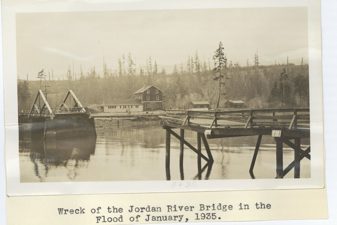 Jordon River Bridge